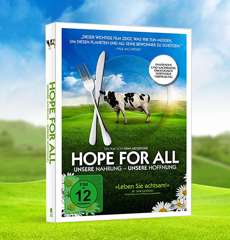 HOPE FOR ALL Unsere Nahrung – Unsere Hoffnung