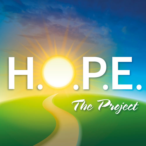 HOPE The Project by Nina Messinger I Healing Of Planet Earth
